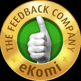 eKomi is the new GOLDStandart